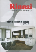 Catalogue - Rinnai 2013